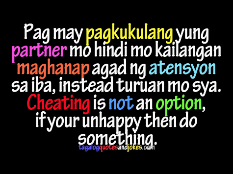 Quotes About Love And Time Tagalog : Tagalog quote para sa mga manloloko Love Quotes - ^^Kyles Lair ...