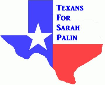 Texans for Sarah Palin