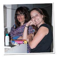 Joana y Natalí