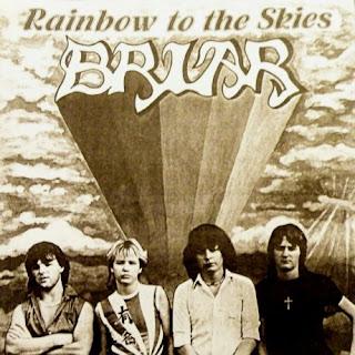 Briar (UK) - Rainbow (to the Skies) [Single] (1982) Briar%2B-%2Bfrunt