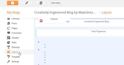 How to Add Twitter Feed Widget on Blogger Procedure 6 by www.maxginez3.com