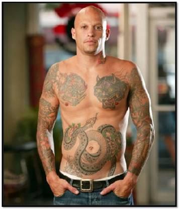 Tattoos Case Ami James Tattoos