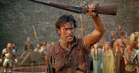 Bruce Campbell volverá a interpretar a Ash en 'Army of Darkness 2'