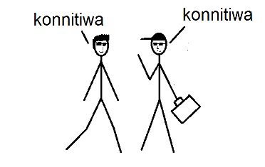 konnitiwa translation