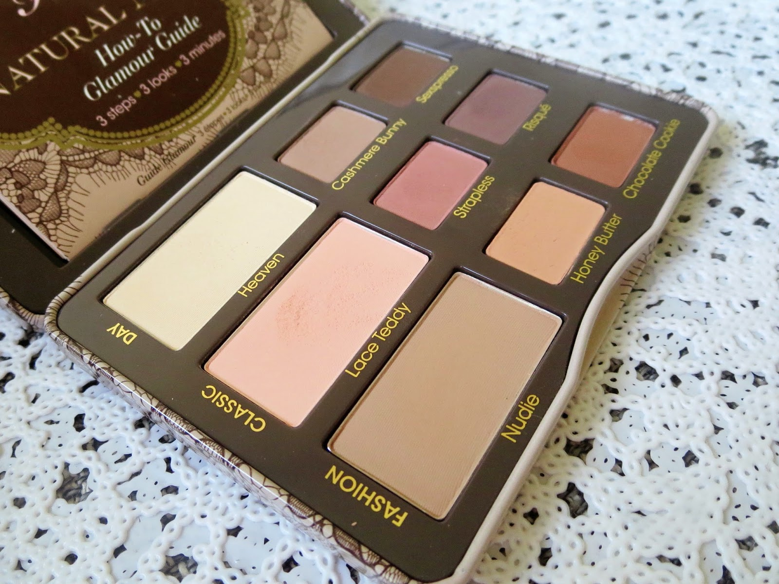 a picture of Too Faced Natural Matte palette