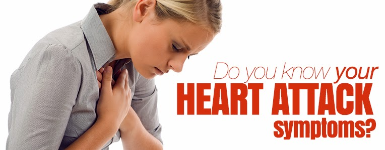 Signs & Symptoms of a Heart Attack
