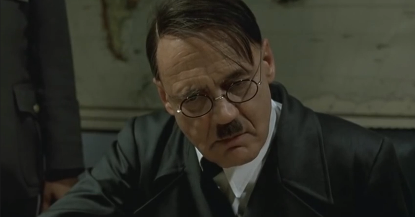 The Portrayal of Hitler in Downfall