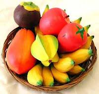 khasiat buah-buahan