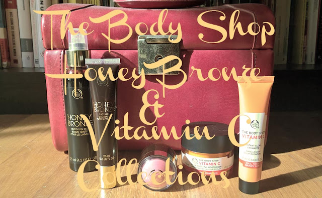 The Body Shop, The Body Shop Honey Bronze, The Body Shop Vitamin C,