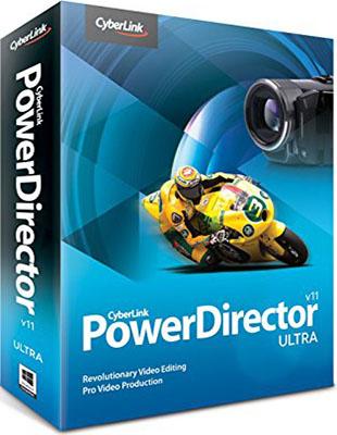 CyberLink PowerDirector Ultra 16.0.2101.0 poster box cover