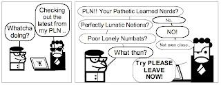 PLN comic