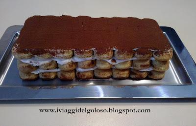 ricette dolci senza uova - tiramisu'