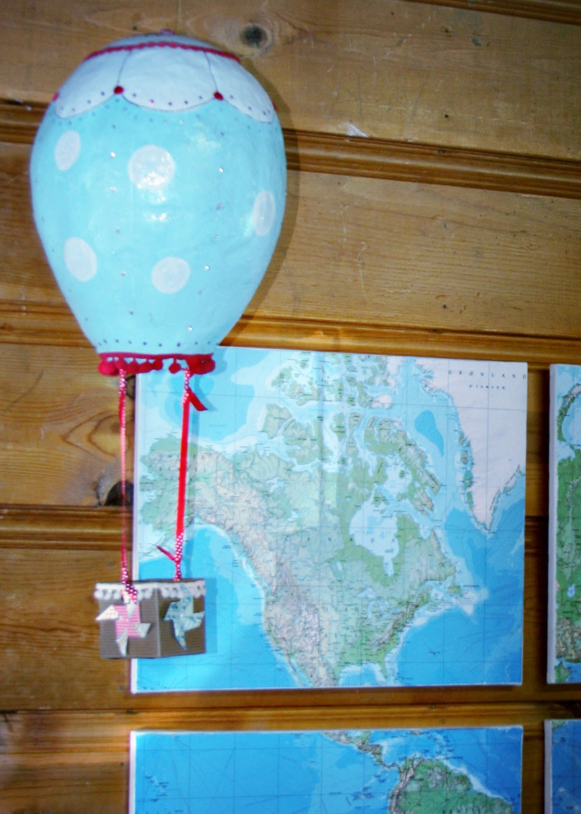 Baby Shower Favors Hot Air Balloons ~ Raspberry balloon quot around the world themed baby shower