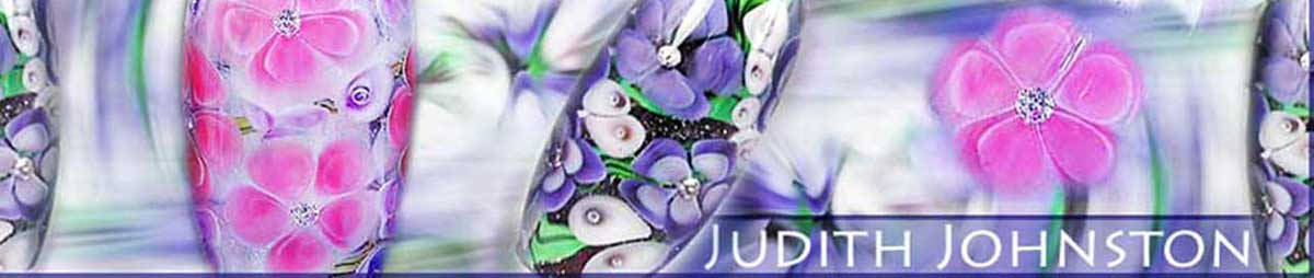 Lampwork Beads by Judith Johnston