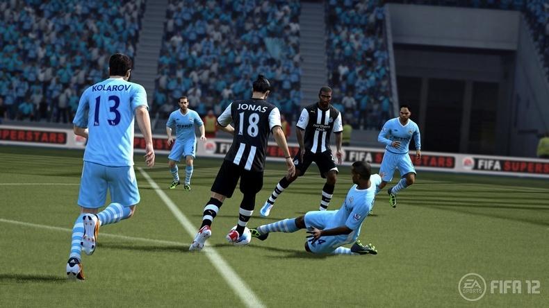 Fifa 2012 Full Tek Link İndir