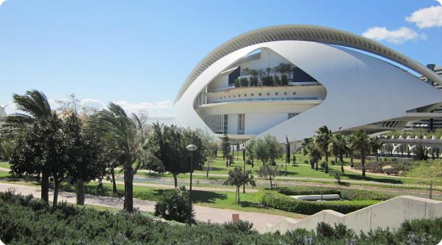 Valencia, Palacio de las Artes Reina Sofía