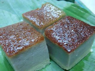 ขนมหม้อแกง ขนมไทย
