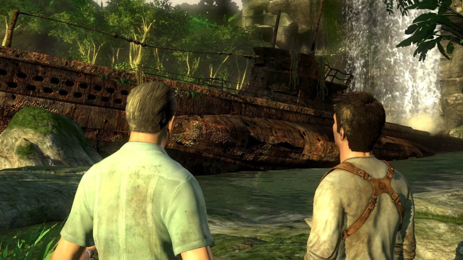 wallpapers+4 Uncharted...