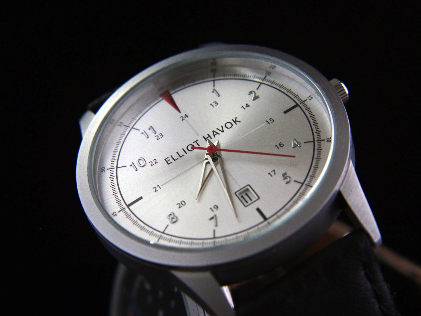 Elliot Havok Luxury Watches