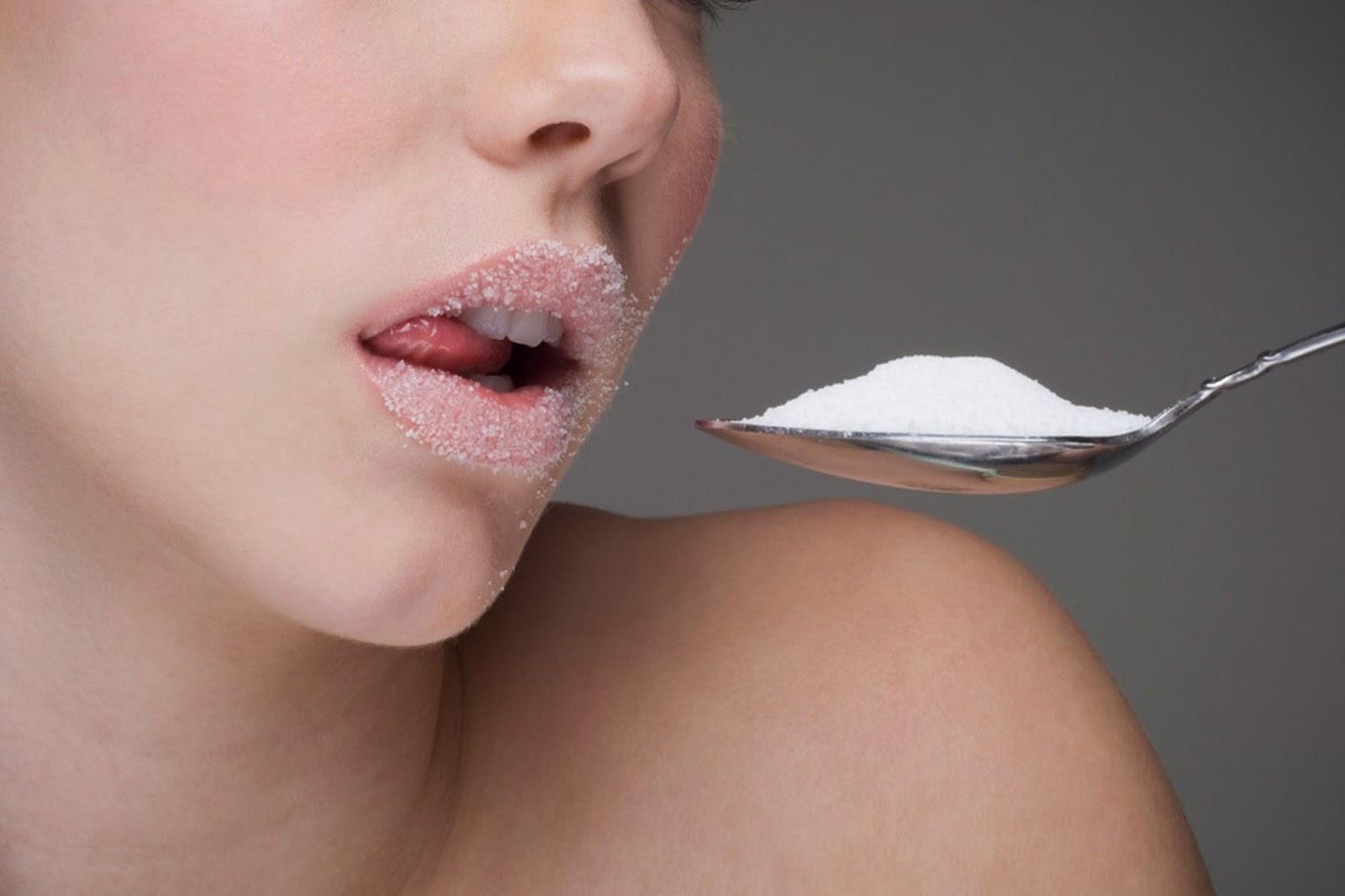 Bahaya Gula Untuk Kecantikan Wanita
