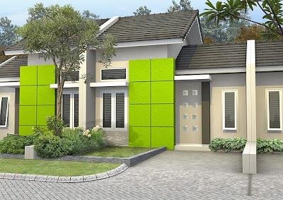 Model Rumah Kecil minimalis