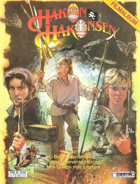Filmen kom ut på dvd i 2006 og kom i 1990 også ut som tegneserie: