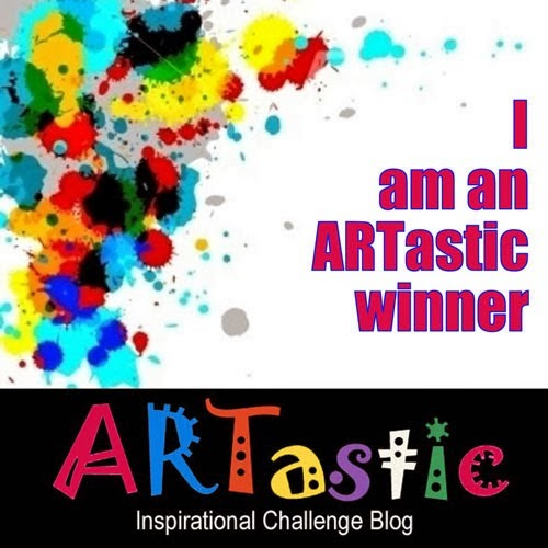 Artastic Winner April 14