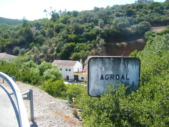Placa do Agroal