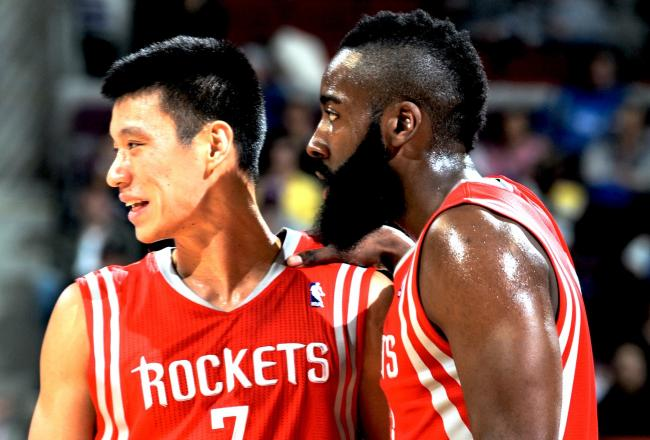 Lindecision Watch  First ImpressionsRush Hour 4 Jeremy Lin James Harden
