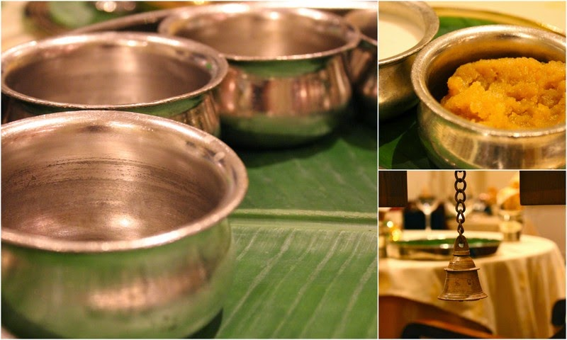 Tasting of the New Menu @Dakshin, ITC Windsor