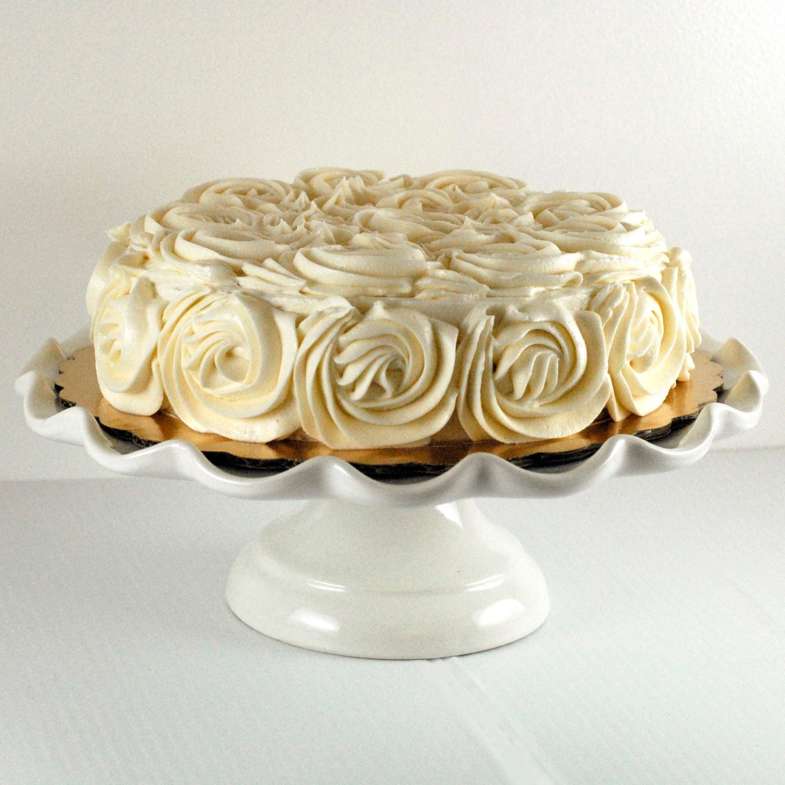 Night Baking Happy Birthday Gina