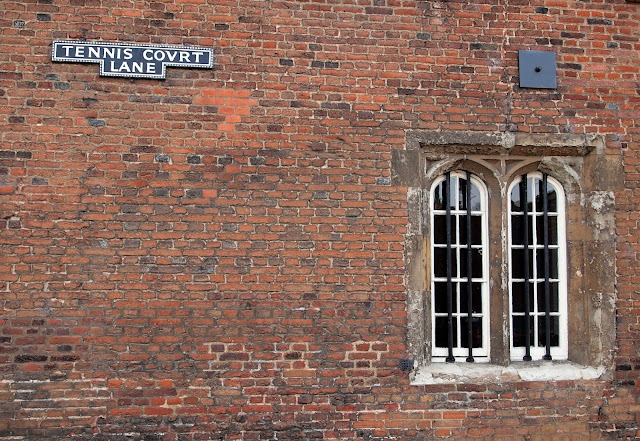 Tennis Court Lane - Hampton Court Palace, London