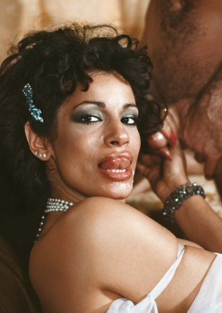 For Vanessa del rio young are