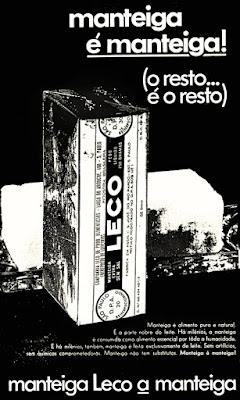 leco, história dos anos 70; propaganda na década de 70; Brazil in the 70s; Oswaldo Hernandez;