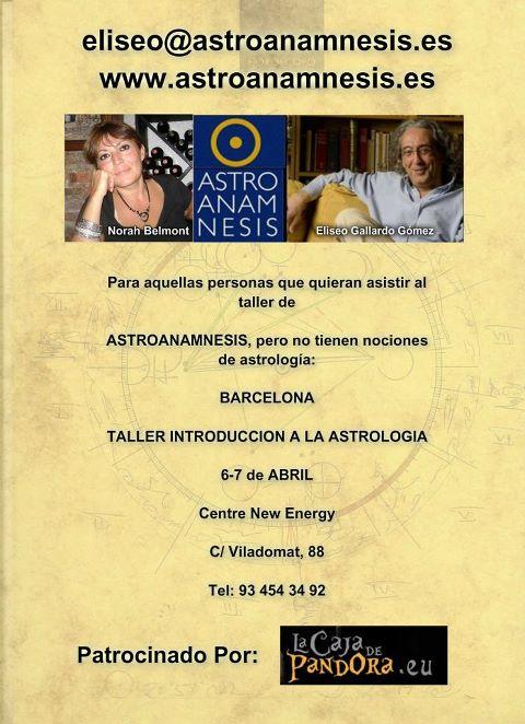 Este fin de semana hay grandes eventos biodescodifica t for Eventos en barcelona este fin de semana