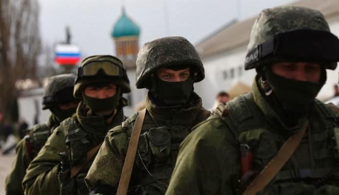 Ukraina meminta bantuan Barat