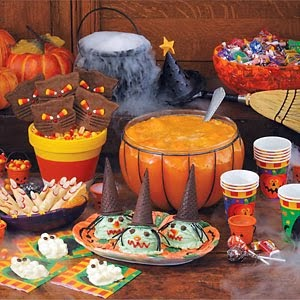 The office furniture blog at fun for Easy halloween treats for work party