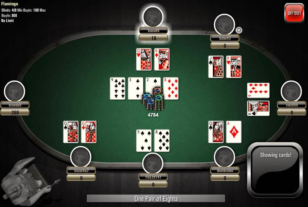 Cara Tepat Menang Bermain Poker Online