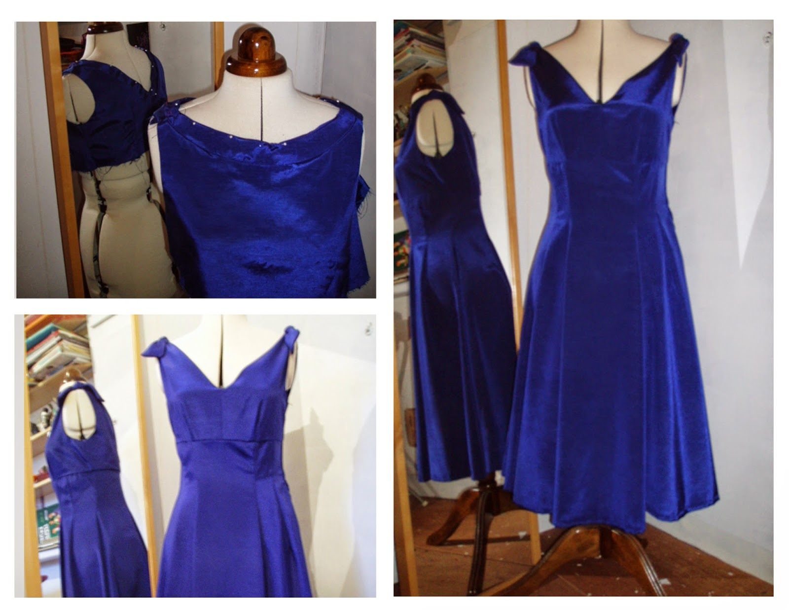butterick 5603 - the go to dress