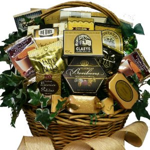 Sweet Sensations Cookie, Candy and Treats Gift Basket