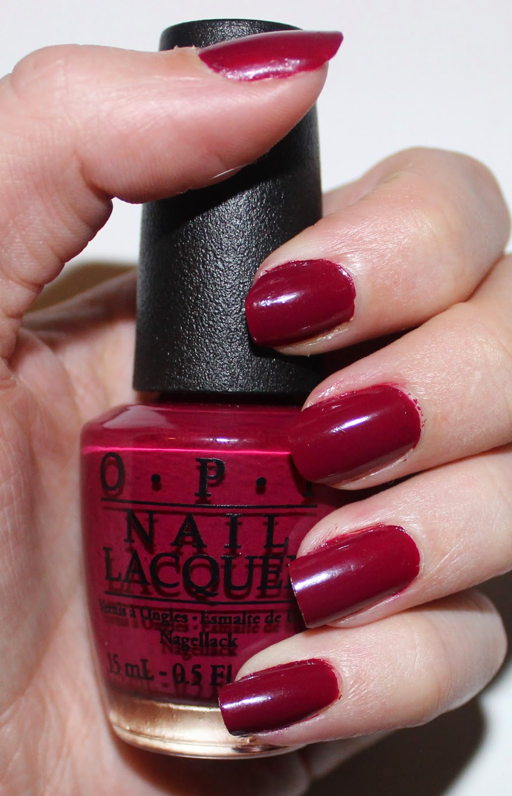 OPI Just BeClaus