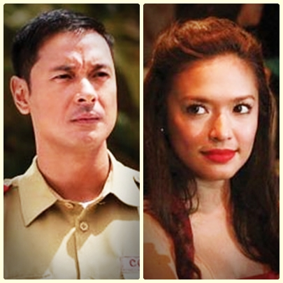 Bangs Garcia and Allen Dizon on Lauriana