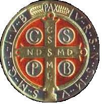 Crux Sancti  Patris Benedicti.