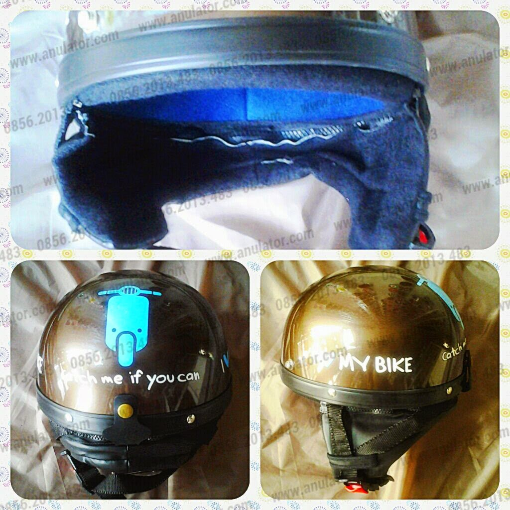 Helm Andes Choco CMIYC