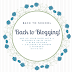 Blogger Opp - Back to Blogging Giveaway