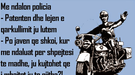 BARCALETA: Kur Polici te Humb Dokumentat