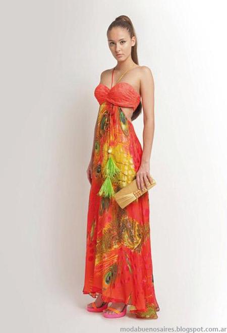 Natalia Antolin vestidos de fiesta 2014. Moda 2014 vestidos de fiesta.