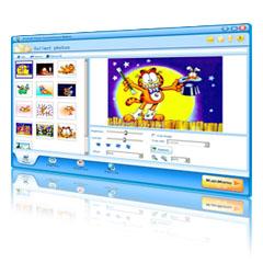 برنامج لعمل شاشة توقف متحركة Screensaver Maker Stop Animated