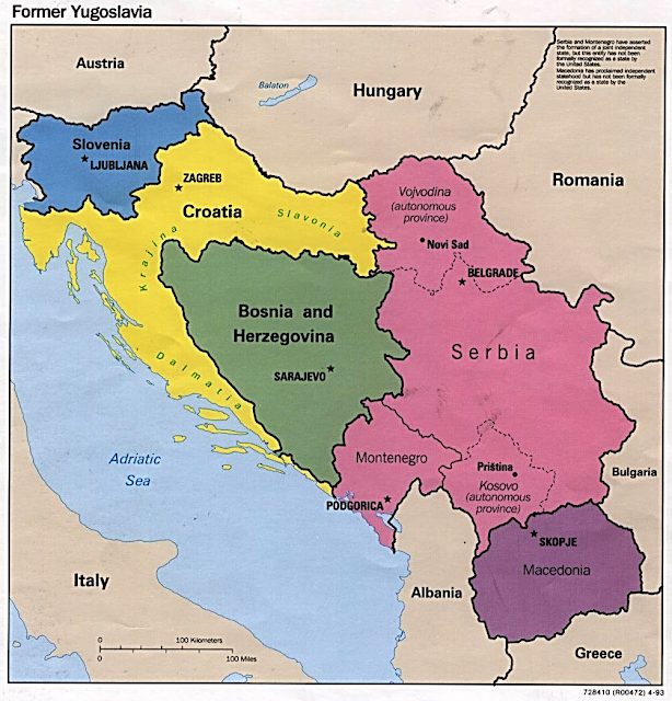 an introduction to the history of bosnia Buy the history of bosnia: from the middle ages to the present day by marko attila hoare (isbn: 9780863569531) from amazon's book store everyday low prices and free.
