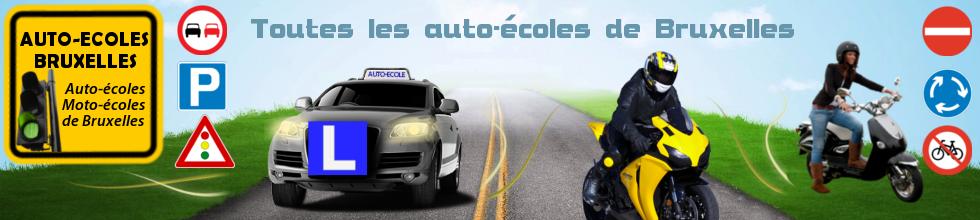 LES AUTO-ÉCOLES DE BRUXELLES